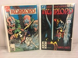 Lot of 2 Pcs Collector Vintage DC Comics The Warlord  Comic Books No.69.120.