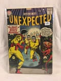 Collector Vintage DC Comics Tales Of The Unexpected  Comic Book No.78