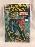 Collector Vintage DC Comics  Captain Action Comic Book No.3