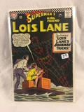 Collector Vintage DC Comics  Superman's Girlfriend Lois Lane Comic Book No.72