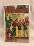 Collector Vintage DC Comics  Superman's Girlfriend Lois Lane Comic Book No.96
