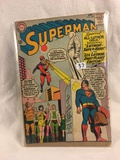 Collector Vintage DC Comics  Superman Comic Book No.168