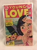 Collector Vintage DC Comics  Young Love Comic Book No.105