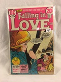 Collector Vintage DC Comics  Falling in Love Comic Book No.138