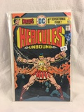Collector Vintage DC Comics  Hercules Unbound  Comic Book No.1