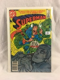 Collector Vintage DC Comics  Superman Comic Book No.420