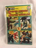 Collector Vintage DC Comics  Special Super-Heroes Battle Super Gorillas Comic Book No.16
