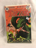 Collector Vintage DC Comics  Trial BY Blood Tarzan Comic Book No.228