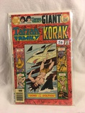 Collector Vintage DC Comics Giant Family Tarzan & Korak  Comic Book No.63
