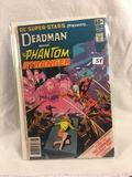 Collector Vintage DC Comics  Super-Stars Presents Deadman and Phantom Comic Book No.18