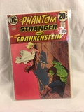 Collector Vintage DC Comics The Phantom Stranger Meets Frankenstein  Comic Book No.26