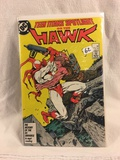 Collector Vintage DC Comics  teen Titans Spotlight on the Hawk Comic Book No.8