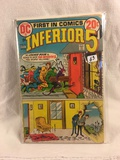Collector Vintage DC Comics  The Inferior 5 Comic Book No.12