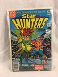 Collector Vintage DC Comics Star Huters  Comic Book No.6