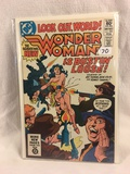 Collector Vintage DC Comics  Wonder Woman is Busin Loose Comic Book No.288