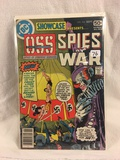 Collector Vintage DC Comics  Showcase OSS Spies at War Comic Book No.104