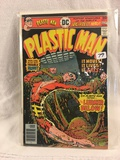 Collector Vintage DC Comics  Plastic man Comic Book No.14