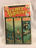 Collector Vintage DC Comics  Secret Origins  Comic Book No.5