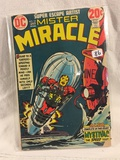 Collector Vintage DC Comics  Mister Miracle Comic Book No.12