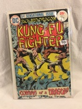 Collector Vintage DC Comics  Kung Fu Fighter Comic Book No.1