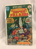 Collector Vintage DC Comics Super Vilains  Comic Book No.6