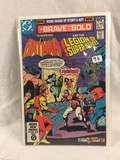 Collector Vintage DC Comics  The Brvae and The Bold Batman Legion Superheros Comic Book No.179