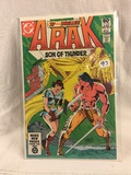 Collector Vintage DC Comics  Arak Son of Thunder Comic Book No.3