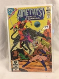 Collector Vintage DC Comics  Amethyst Princess Of Gamewrold  Comic Book No.2