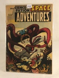 Collector Vintage Science Fiction Space Adventures Comic Book - See Pictures