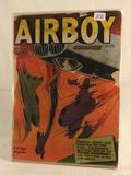 Collector Vintage Air Boy Comics Hillman Publication Comic Book