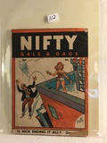 Collector Vintage Book Nifty Gals & Gags Book - See Pictures