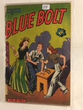 Collector Vintage Blue Bolt Comic Book No.1 Vol. 6