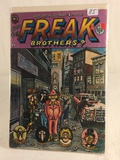 Collector Vintage RIP Off Fabulous Furry Freak Brothers Comic Book