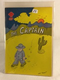Collector The Print Mint The Captain Comic Book