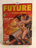 Vintage Double-Action Magazine  Future Combined With Science Fiction Stories Vol.1 No.2