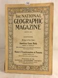 Vintage 1915 The National Geographic Magaizne Vol. XXVIII No.2