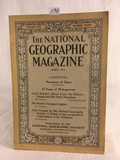 Collector Vintage March 1916 The National Geographic Magazine Book Vol. XXIX NO. 3