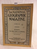 Collector Vintage October 1916 The National Geographic Magazine Book Vol.XXX No.4