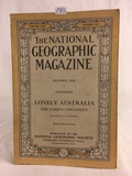 Collector Vintage December 1916 The National Geographic Magazine Book Vol. XXX No.6