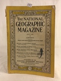 Collector Vintage July 1930 The National Geographic Magazine Book Vol. LVIII No.1
