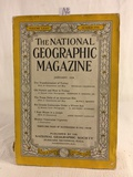Collector Vintage January 1939 The National Geographic Magazine Book Vol. LXXV No.1