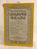 Collector Vintage November 1939 The National Geographic Magazine Book Vol. LXXVI No.5