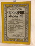 Collector Vintage April 1956 The National Geographic Magazine Book Vol. CIX No.4