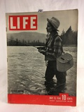 Collector Vintage May 13. 1946 10 Cents Life Magazine Northwest Vacation