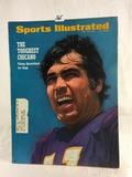 Collector Vintage 1970 Sports Illustrated The Toughest Chicano Magazine