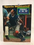 Collector Vintage 1971 Sports Illustrated Struggle at The Top Magazine