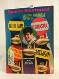 Collector Vintage 1971 Sports Illustrated College Football The Top 20 Magazien