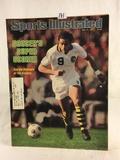 Collector Vintage 1979 Sports Illustrated Soccer's Super Scorer  Magazine
