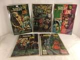 Lot of 5 Pcs Collector Vintage Gold Key Comics The Twilight Zone Comic Books