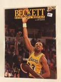 Collector 1991 Beckett Basketball Card Magazine